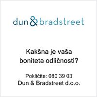 Bisnode boniteta zlate odlicnosti AAA za SGH